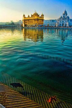 Golden Temple - Amritsar, India