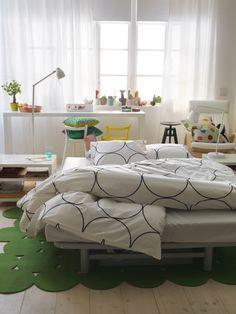 За други спалня… зависи от нуждите.