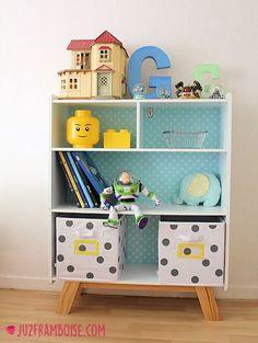 La nouvelle chambre de grand de Gabriel avec vertbaudet | Ju2Framboise.com