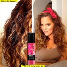 Khloe Kardashian's Curly Hair — Get Her Wild Look Created By Jen Atkin - Hollywood Life