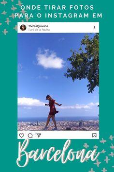 Vai para Barcelona? Não deixe de anotar os lugares mais instagramáveis de Barcelona antes de viajar. Tem até dica de enquadramento no post!