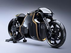 Lotus C 01 Superbike