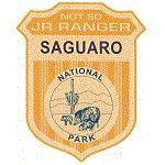 Not So Junior Ranger Badge