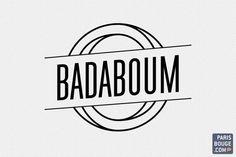 Badaboum en lieu et place de la Scène Bastille