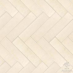 "Name: Herringbone 3"" x 12""  Style: Classic  Product Number: NRK3x12  Description: 24""x 24"" Herringbone 3"" x 12"" in Ivory Cream (h)  -sold in loose pieces (floor)"