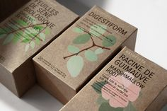 Cool packaging, organic packaging, paper packaging, tea packaging, beauty p Kraft Packaging, Branding And Packaging, Organic Packaging, Cool Packaging, Tea Packaging, Paper Packaging, Cosmetic Packaging, Branding Agency, Bottle Packaging