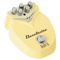 PedalsPlus Effects Warehouse - Danelectro Guitar Effects Pedals ...