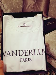 Work hard in silence, and let your clothing be your noise #Wanderlust T-shirt by Club wanderlust