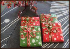 Christmas gift cookies by mint_lemonade, via Flickr