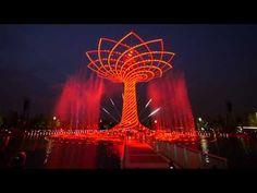 ALBERO DELLA VITA (TREE OF LIFE) @EXPO MILANO 2015