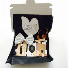 Bruiloft Box! Geef je geld op een originele manier en laat deze box maken in de kleuren en/of het thema van de bruiloft...