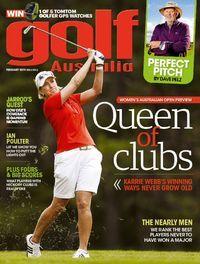 February 01, 2015 issue of Golf Australia