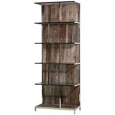 Interlude Home Soto Bookshelves