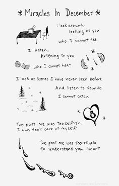 """To the people who say that foreign music, like Kpop, are bad and say, """"I can't understand it, so what's the point? American songs have deeper lyrics."""" Well, here's some lyrics from EXO's latest single """"Miracles in December"""" - WHAT"""