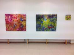 Näyttely galleria Ville, 2013 My Arts, Artist, Painting, Painting Art, Paintings, Amen, Artists