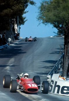 Bandini Ferrari 312 Monaco 1967 www.mesquita.blog.br XXX