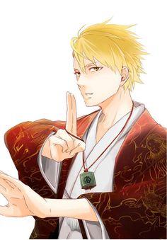 Itsuki | Fukigen Na Mononokean #orimangach7