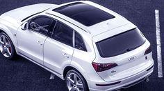 2015 Audi Q5 Rear Concept