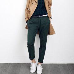 Style blog exclusively for tomboys., l-e-a-b-o: ✚ ✚ ✚ via @minimalfashionanddecor on...
