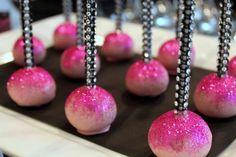 Mini Bachelorette Dessert Table | CatchMyParty.com