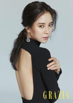 Song Ji Hyo for Grazia Magazine, June 2017 issue