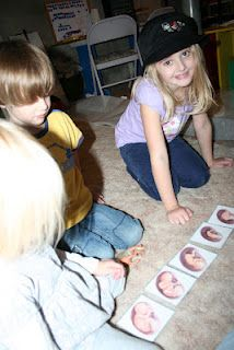 Montessori Science: Human Baby Unit from Our Country Road
