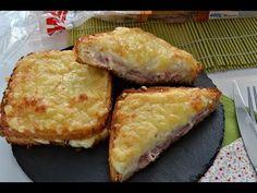 Hace muchos años probé esta receta y me encantó. Aunque en un principio no sabía como se llamaba me había quedado grabado en la mente, así que cuando descubrí navegando por la red el nombre y la receta quedé encantada! Así que hoy os traigo la receta del sandwich Croque-monsieur y estoy convencida que os encantará. Es una receta típica de la cocina francesa. Apar ...