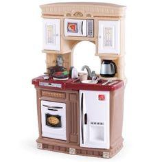 Kids Play Kitchen Pretend Plastic Toys Toddlers Children Stove Imagination Step2