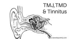 TMJ TMD and Tinnitus