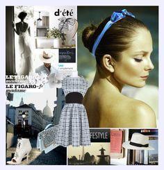 """The Princess - Paris Lifestyle d'été... ***"" by sylvialucky ❤ liked on Polyvore"