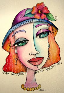 5 x 7 watercolor