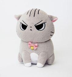 Angry Cat Plush! by Amanda Coronado — Kickstarter
