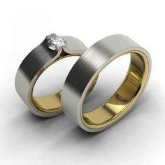 Resultado de imagem para bodas prata alianca