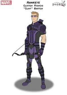 Hawkeye by Kyle-A-McDonald on DeviantArt Disney Marvel, Marvel Art, Marvel Avengers, Marvel Comics, Avengers Superheroes, Young Avengers, Hawkeye Comic, Fanart, Marvel Comic Universe
