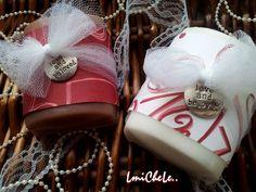 Handmade Bridal Shower Soap Party Favor Baby by littleblessingslm, $25.50