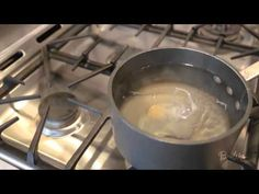 PureWow Presents: How to Poach an Egg - YouTube