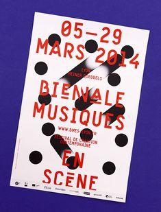 Biennale Musiques en Scène 2014 - Identité - Les Graphiquants