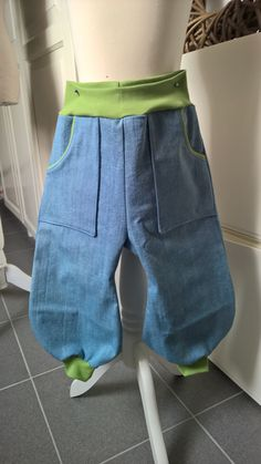 Pumphose aus Jeans
