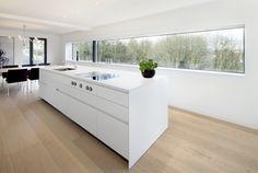 Kitchen Interior, New Kitchen, Home Interior Design, Interior Architecture, Kitchen Decor, Küchen Design, House Design, Modern Bungalow House, Cocinas Kitchen