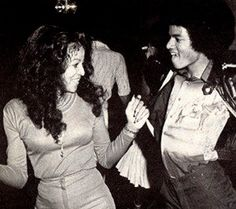 Latoya and Michael at Studio 54