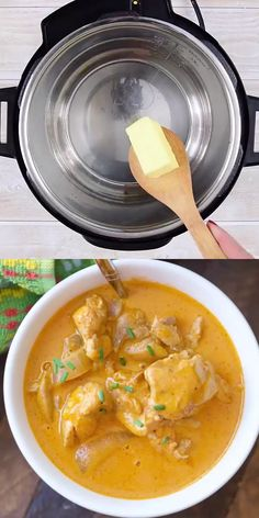 Instant Pot butter chicken done in no time! Instant Pot butter chicken done in no time! Instant Pot Butter Chicken Recipe, Instant Pot Pressure Cooker, Pressure Cooker Recipes, Cooking Recipes, Healthy Recipes, Crockpot Recipes, Keto Recipes, Instant Pot Dinner Recipes, Slow Cooker