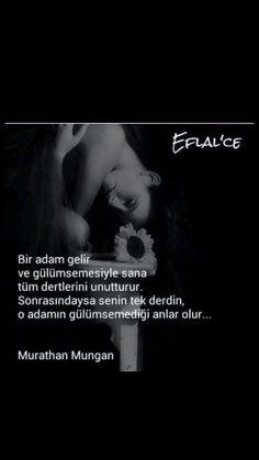 Bir adam gelir ... Murathan Mungan