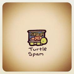 Turtle Spam - @turtlewayne- #webstagram
