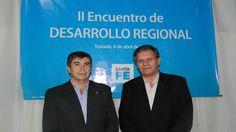Las provincias de Santa Fe y Chaco acordaron acciones conjuntas en ciencia y tecnología