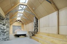 Gallery - Portsoy Boatshed / Brown + Brown Architects - 1