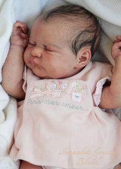 LE Mireya - Reborn Doll Kit - by Sheila Mrofka Bb Reborn, Reborn Doll Kits, Silicone Reborn Babies, Silicone Baby Dolls, Reborn Baby Girl, Baby Girl Dolls, Reborn Babies For Sale, Reborn Dolls For Sale, Reborn Toddler