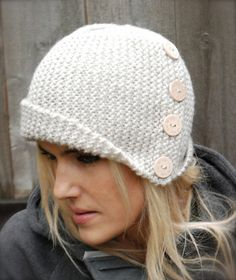 Ravelry: Piper Cloche' pattern by Heidi May