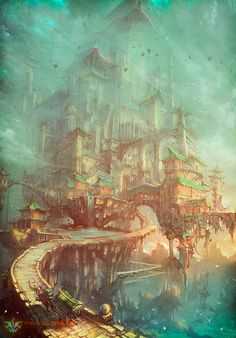 The Art Of Animation, Zhichao Cai