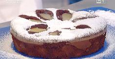 La ricetta della torta alle pere e cioccolato all�olio di Luca Montersino   Ultime Notizie Flash