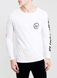 Hype Festival Ice Cream Long Sleeve T-shirt*